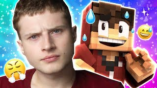 Minecraft: My New Facecam! (Funny Moments)
