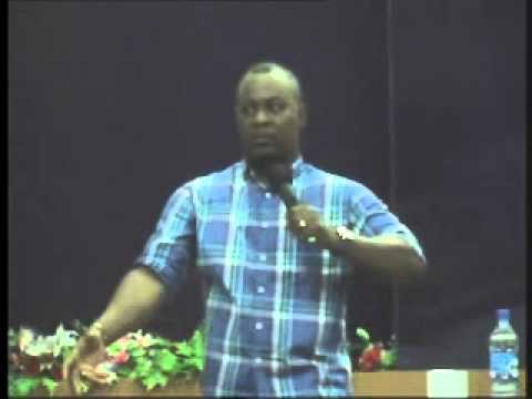 Apostle Victor James – living by the faith of Jesus