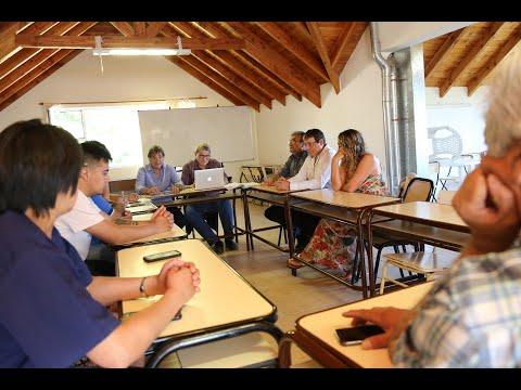 Sanatorio del Sol, Provincia presidió encuentro con trabajadores y prestadores privados de la salud