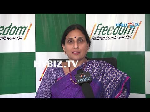, Shalini Reddy about Rice Bran Oil & its Necessity