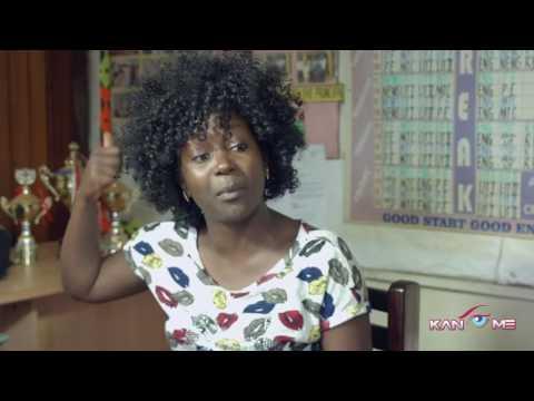 Decide what language u speak . Kansiime Anne. African Comedy.