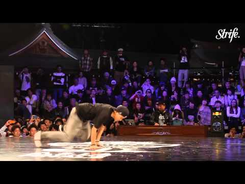 taisuke - Semi Finals Nori - The Floorriorz, Take Notice (Japan) vs Taisuke - The Floorriorz, MZK, All Area (Japan) Winner: Nori.