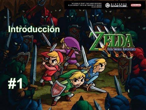 the legend of zelda four swords adventures gamecube rom download