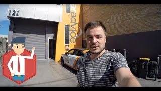 CarAdvice Melbourne office intro and our radio show | Auto vlog 4