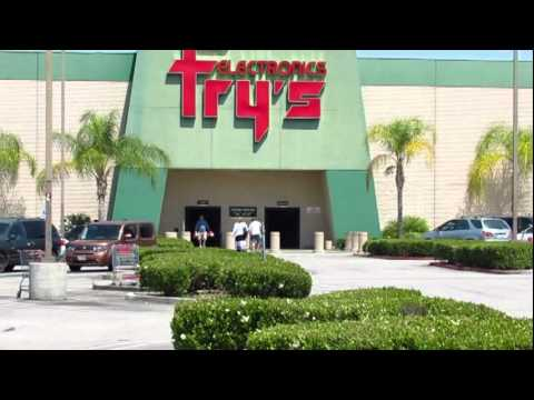 Fry's Electronics in Woodland Hills, California
