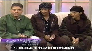 Chilli (TLC) Finds Father (1996) - YouTube