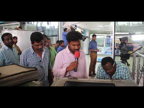 Babu Baga Busy Making Promo