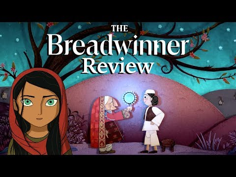 The Breadwinner REVIEW - GO SEE THIS MOVIE