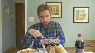 Let's Eat! Ep.1: Philly Cheesesteak, Cheese Fries & Gourmet Jelly Beans