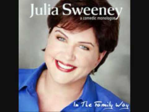 """Julia Sweeney """"In the Family Way"""" Part 8/9"""