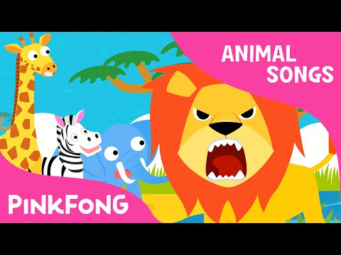 Superb Hakuna Matata | Animal Songs | PINKFONG Songs For Children | Fun  Educational Songs For Kids