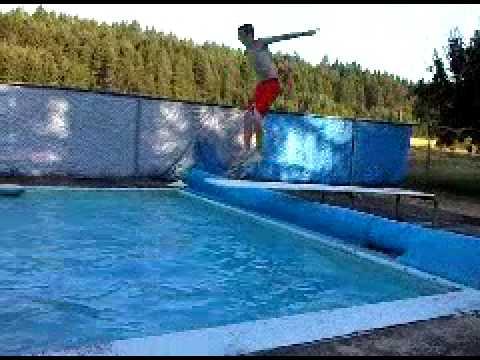 Diving Board Tricks 2