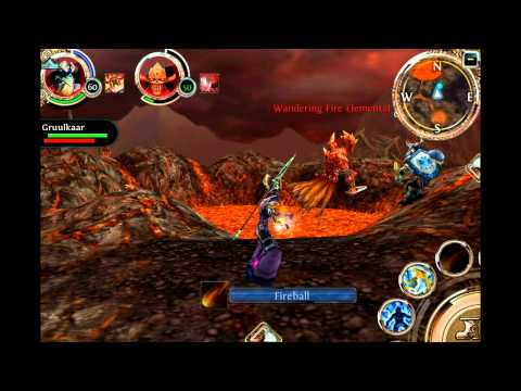 Order & Chaos© Online CHAOS Gameplay Trailer