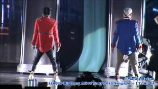 Download Lagu 120929 BigBang Alive Tour 2012 Singapore - Tonight (G-Dragon Fancam) Mp3