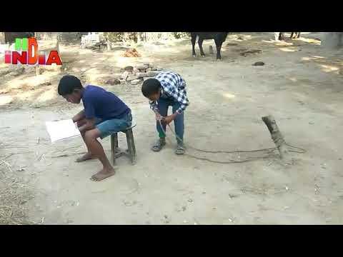 Chota baccha samajha kar panga mat lena comedy video.छोटा बच्चा समझ कर पन्गा मत लेना