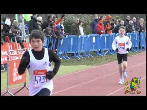 Cross NAcional Hiru Herri 2012  Infantil MAsculino