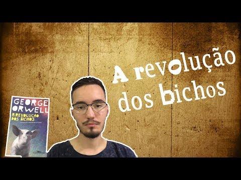 A revolução dos bichos - George Orwell (Resenha)