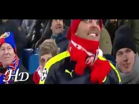 Basel Vs Arsenal 1 4 All Goals   Highlights   Champions League 2016 17360p