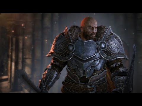 Lords of the Fallen Trailer - PAX Prime