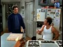 Indigoblue25 - 10th video of Seinfeld's Cosmo Kramer invention... Only wear clothes which were fresh out of the dryer. He ends up baking the clothes in the oven, having run...