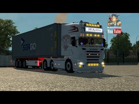 Scania SK Spedition v1