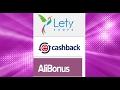 что такое КЭШБЭК Cashback что это? Сервисы ePN, LetyShops, AliBonus сравнение.