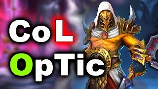 New OpTic (ppd Team) vs CompLexity -  NA Quals - DotaPIT Minor DOTA 2