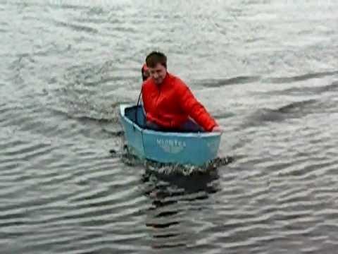 лодочный мотор на лодку малютка 2