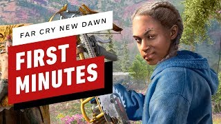 The First 19 Minutes of Far Cry New Dawn Gameplay by IGN