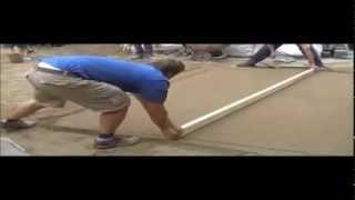 Подготовка основания и укладка тротуарной плитки