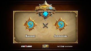 Kuonet vs Amnesiac, game 1