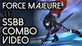 Force Majeure, one of if not the greatest Brawl combo video of all time has been re-uploaded and is no longer muted