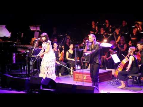 Kimbra - An Evening With Van Dyke Parks: Featuring Daniel Johns and Kimbra