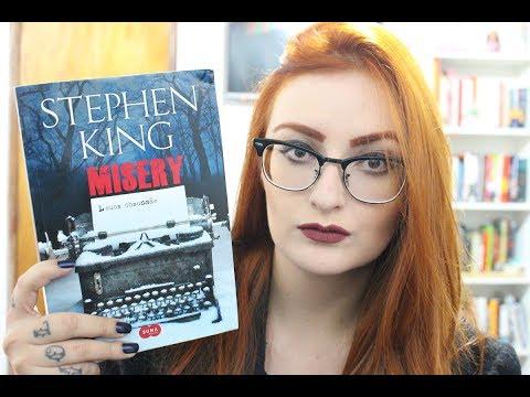 Misery - Louca Obsessão, de Stephen King