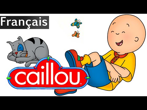 Caillou FRANÇAIS - Caillou Pour 4.5 Heures!