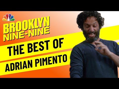 The Best of Adrian Pimento - Brooklyn Nine-Nine