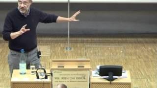 Physikalisches Kolloquium 22. Juli 2011 - Vortrag von Prof. Dr. Harald Lesch