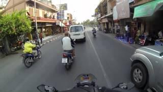 Loi Kroh Road - Chiang Mai Thailand