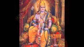 MS Subbulakshmi-Rama Rama Gunaseema- Part 1(Alapana- Simhendra Madhyamam)