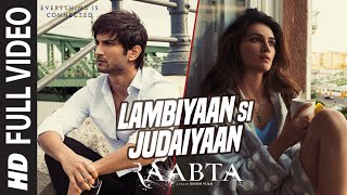 Nonton Arijit Singh   Lambiyaan Si Judaiyaan  Full Song   Raabta   Sushant Rajput  Kriti Sanon   T Series Film Subtitle Indonesia Streaming Movie Download