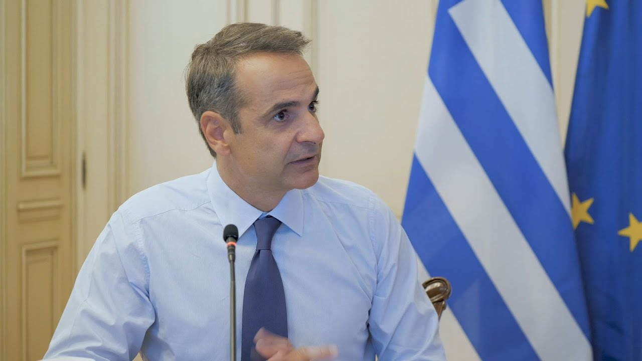 Η εισήγηση του πρωθυπουργού στη σύσκεψη για τον κορονοϊό