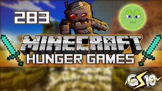 Minecraft Hunger Games: Episode 283 - I'm Still Sick! Feel Bad!