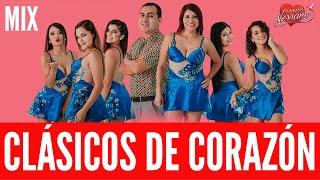 Corazón Serrano  Mix Clásicos de Corazón  Video Oficial