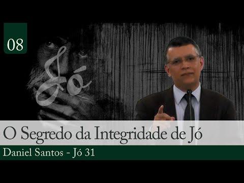 07. O Segredo da Integridade de Jó