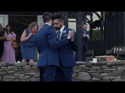 "The Matts' First Dance -- ""I Love You Always Forever"" By Betty Who"