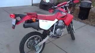 10. New To Me Honda XR650L Dual Sport Motorcycle