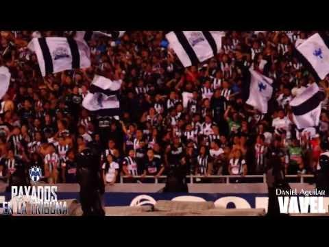 Pideme la luna La Adiccion Nivel cancha Mty 2-2 Uanl CopaMx 2013 - La Adicción - Monterrey