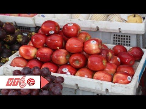 Giá 'táo Úc', chất lượng 'táo Tàu'