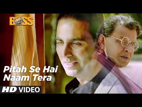 Pitah Se Naam Hai Tera Full Video Song Boss Hindi Movie 2013 | Akshay Kumar