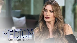 Video Sofia Vergara Connects to Her Late Aunt | Hollywood Medium with Tyler Henry | E! MP3, 3GP, MP4, WEBM, AVI, FLV Maret 2019